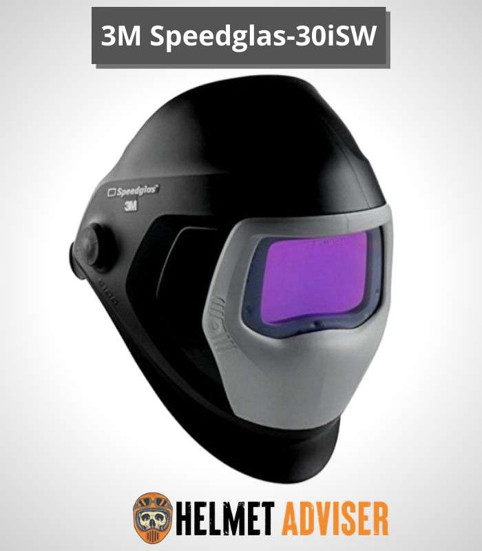 3M Speedglas Welding Helmet with ADF 9100XXi (Model 30iSW)