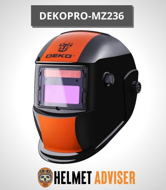 DEKOPRO Welding Helmet (MZ236)