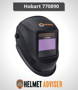 Hobart Auto-Darkening Welding Helmet