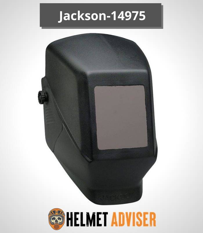 Jackson Safety Fixed Shade W10 HSL 100 Welding Helmet 14975