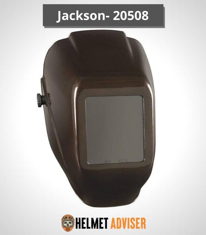 Jackson Safety W10 HLX Passive Helmet (20508)