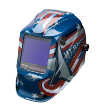 Lincoln 2450 Series wedling helmet