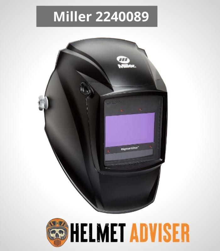 Miller 2240089 Auto Darkening Welding Helmet