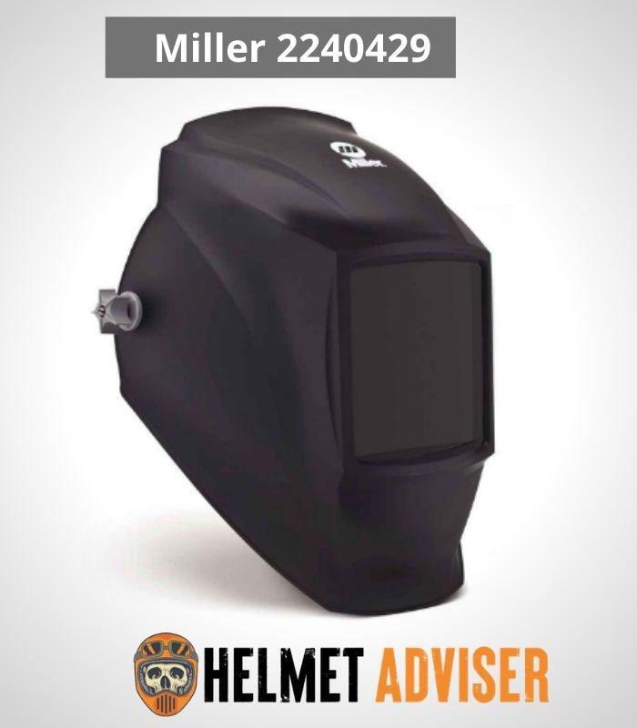 Miller Classic Passive Welding Helmet 2240429