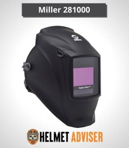 Miller Digital Elite Black 281000