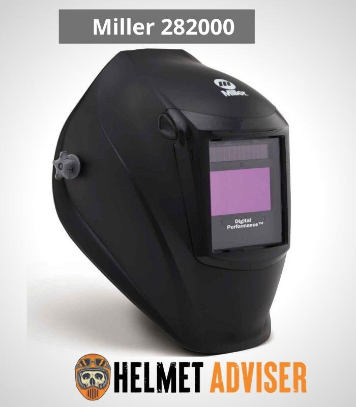Miller Electric 282000 Digital Performance Welding Helmet