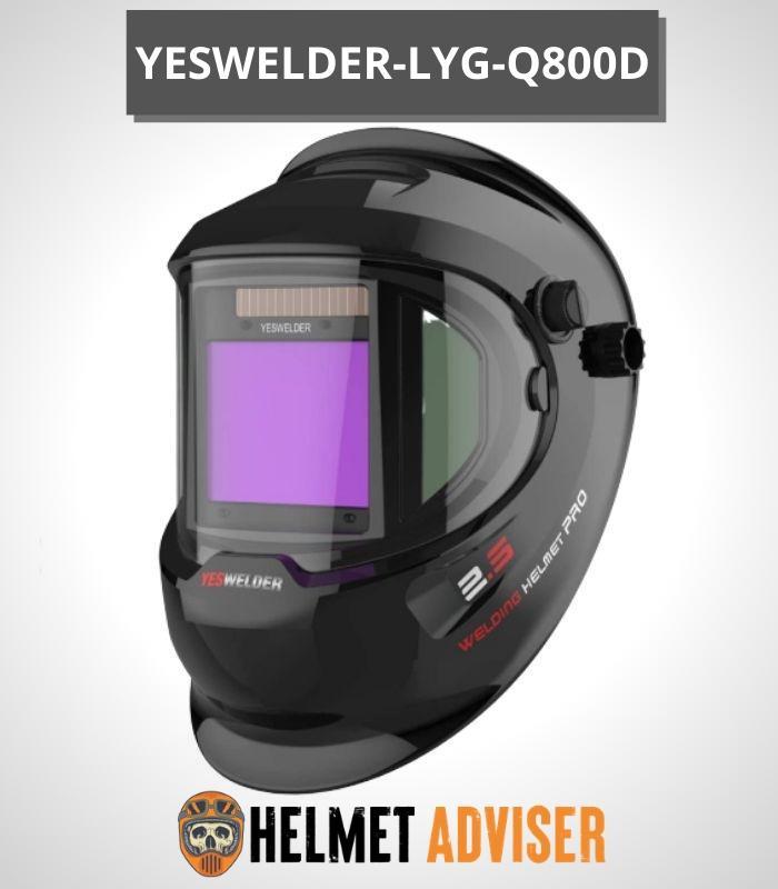 YESWELDER LYG-Q800D helmet