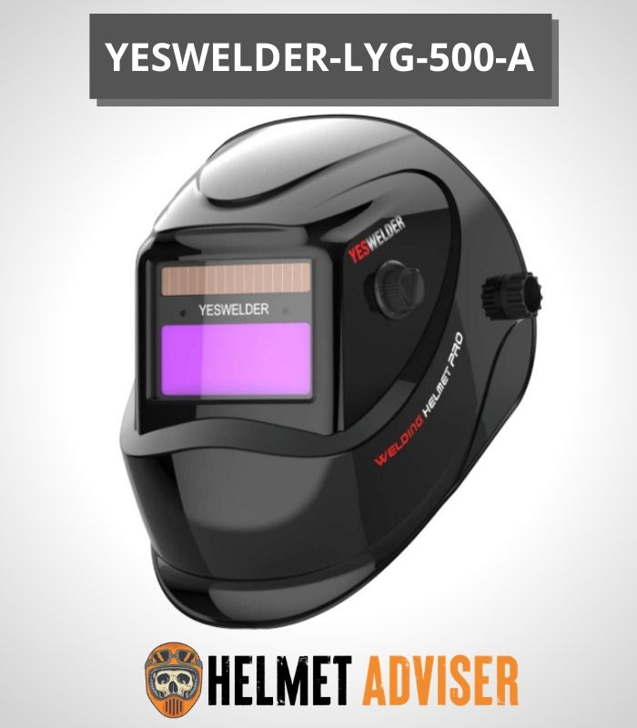 YESWELDER True Color Solar Powered-LYG-500-A