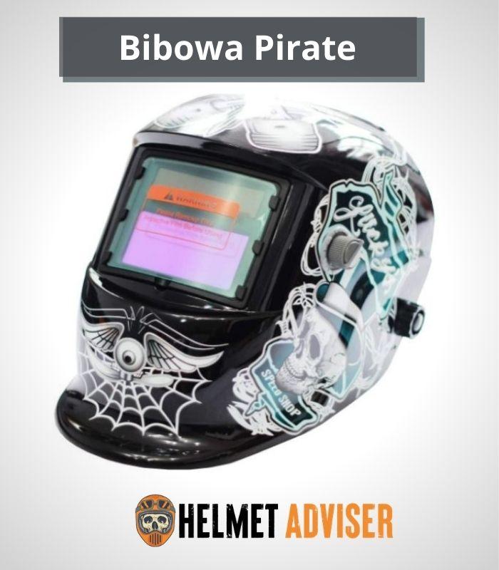 best welding helmet for tig Bibowa Pirate