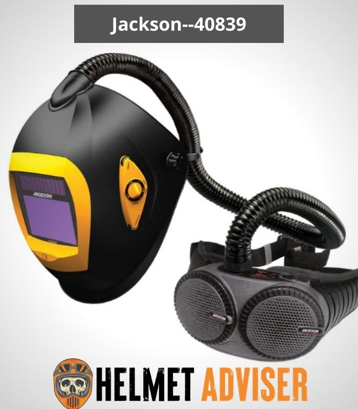 jackson respirator welding helmet
