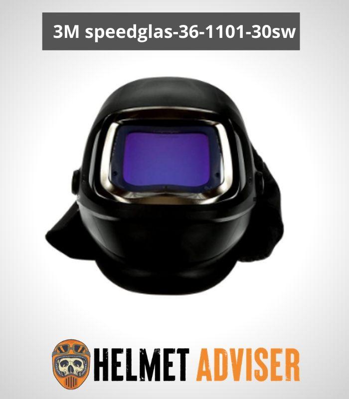3M Speedglas Adflo Powered Air Purifying Respirator Welding Helmet