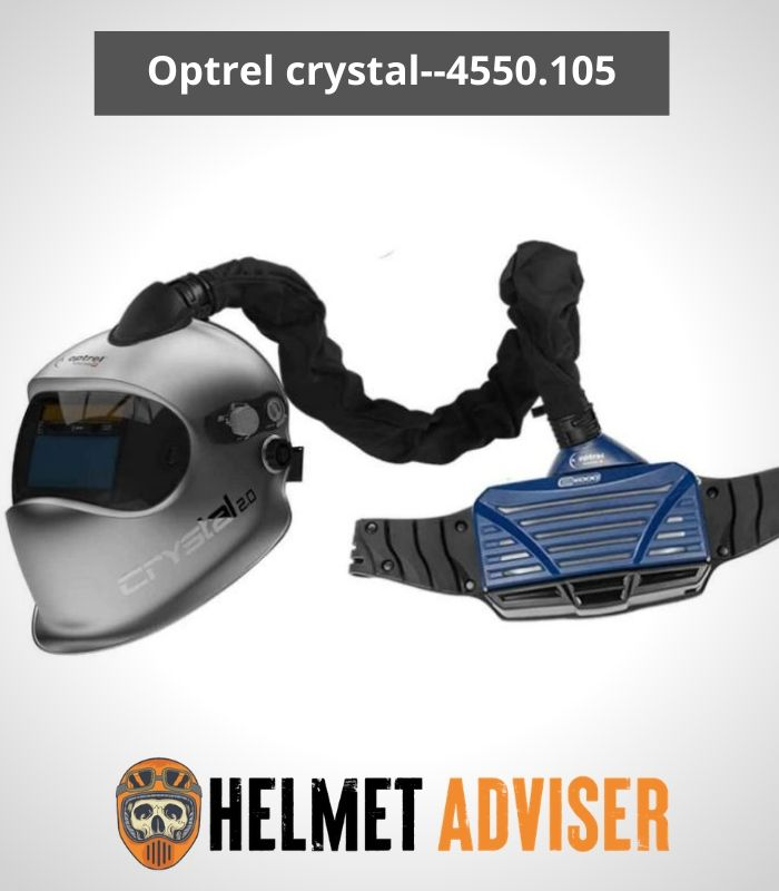 Optrel Crystal 2.0 e3000 PAPR System - 4550.105