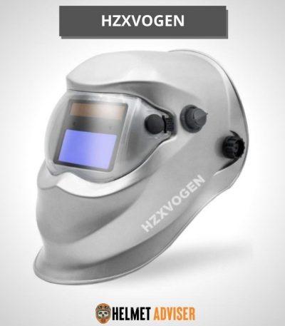 HZXVOGEN True Color Auto Darkening welding Helmet