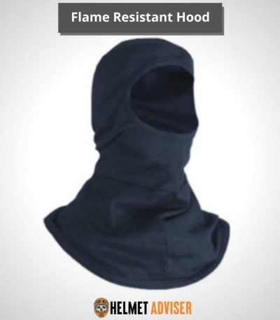 National Safety Apparel Flame Resistant (FR) Ultra-Soft Knit Hood.