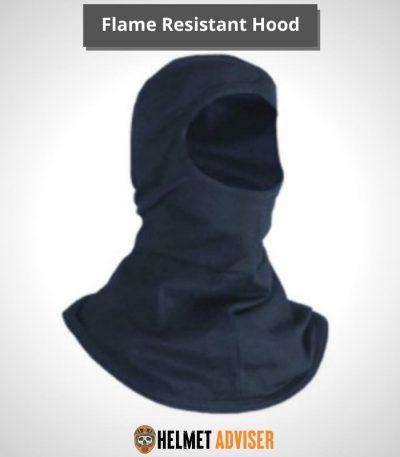 National Safety Apparel Flame Resistant (FR) Ultra-Soft Knit Hood.