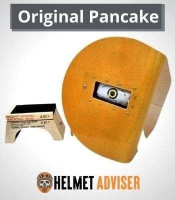 Original Pancake Welding Hood