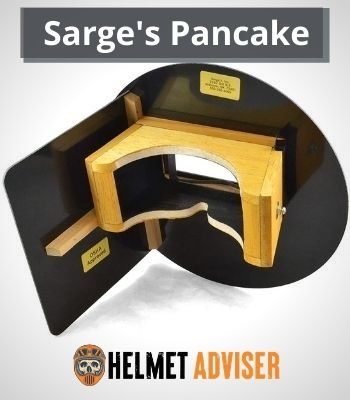 sarge best pancake welding hood