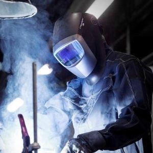 Types of welding helmets-Autodark Welding helmet