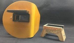 Types of welding helmets-Pancake helmet