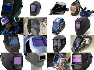 Types of Autodark welding helmets
