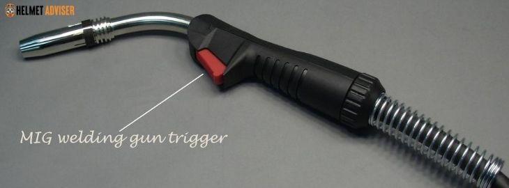 mig welding gun trigger