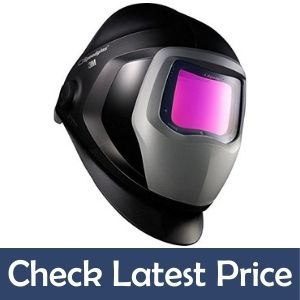 3M Speedglass helmet for professionals