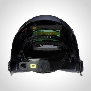 Esab shell for confined space and overhead welding
