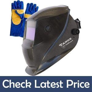 Tanox Auto Darkening Welding Helmet