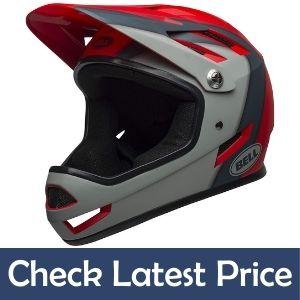 Bell Sanction Adult Full Face Bike Helmet