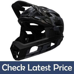 Bell Super Air R MIPS Adult Mountain Bike Helmet
