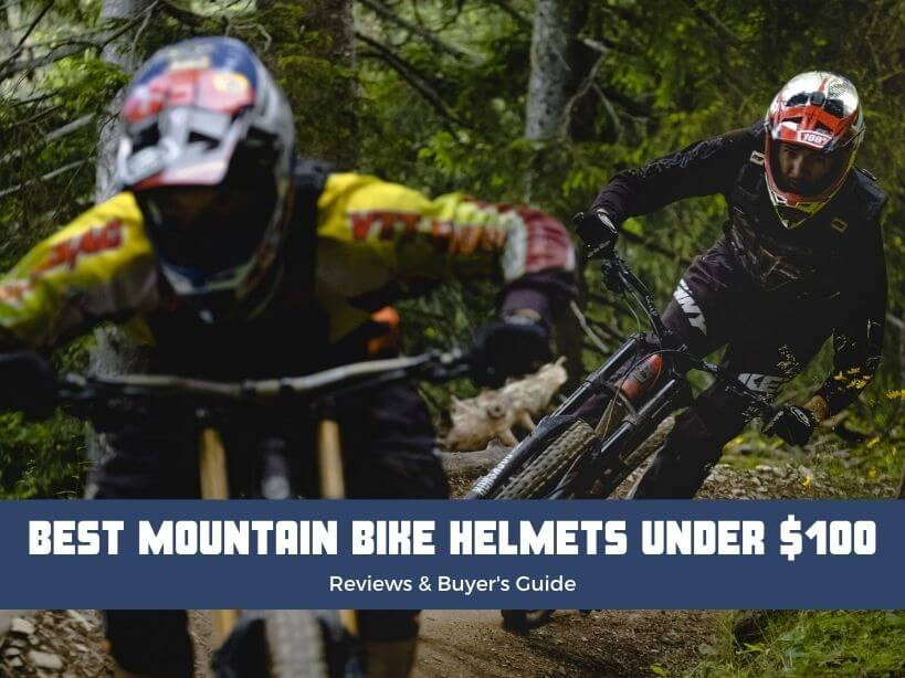 best mountain bike helmets under 100