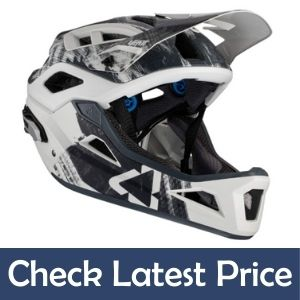 Leatt 3.0 Enduro V21.2 Adult MTB Cycling Helmet