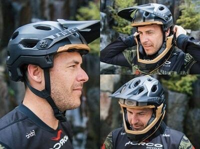 best convertible mtb helmet-enduro mountain bike helmet