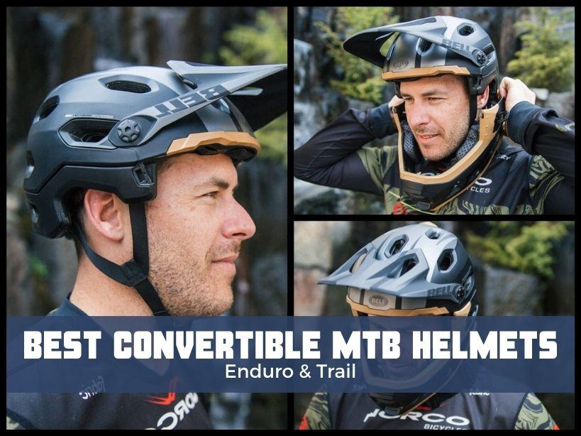 best convertible mountain bike helmet