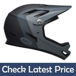 Bell Sanction Adult Best Full Face Mountain bike Helmet