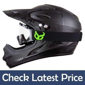 DEMON UNITED Podium Full Face MTB Helmet