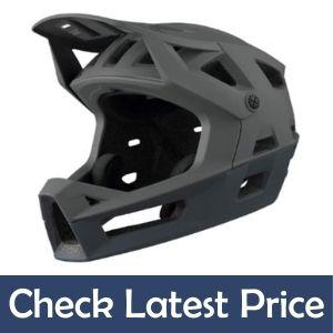 IXS Unisex Trigger Full-Face Mountain Bike helmet