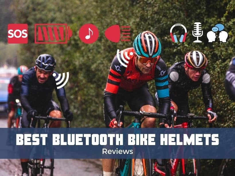 Best bluetooth bike Helmets