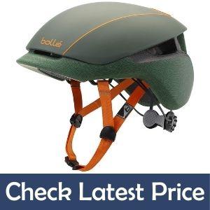 Bolle Messenger Standard cycling helmet review