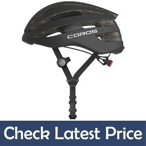 Coros SafeSound Road Smart best bluetooth bike Helmet