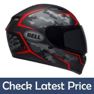 BELL Qualifier Full face motorcycle Helmet review