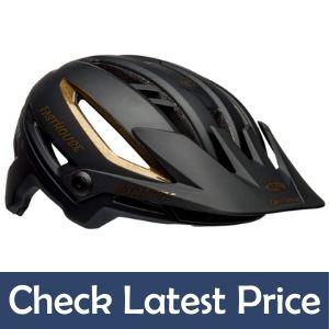 Bell Sixer MIPS open face mountain Bike Helmet