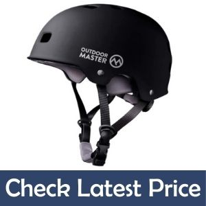 OutdoorMaster cycling helmet review