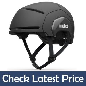 SEGWAY Ninebot low profile cycling helmet review