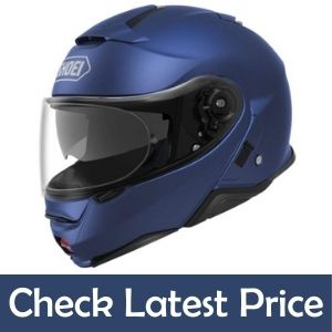Shoei Neotec II modular motorcycle Helmet review