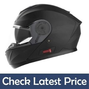 YEMA YM-926 modular motorcycle Helmet review