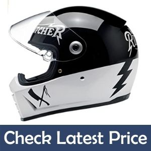 Biltwell Lane Splitter motorcycle helmet