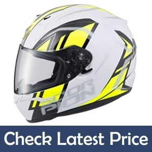 Best motorcycle helmet for visibility