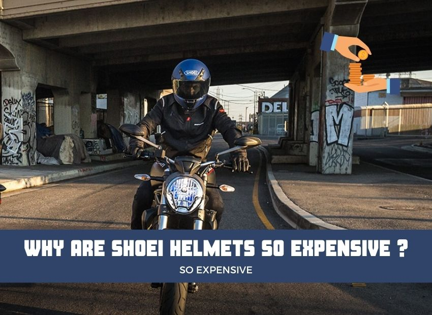why are shoei helmets so expensive